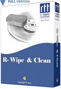 R-Wipe & Clean 20.0 Build 2284 + Crack Free Download