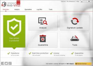 Ashampoo Anti-Virus 2020 Crack And License Key Free Download