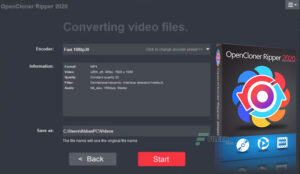 OpenCloner Ripper 3.30.108 Crack 2020 With License Key Free Download