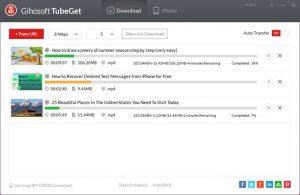 Gihosoft TubeGet 8.6.18 Crack + Serial Key Full Download 2020