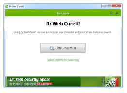 Dr.Web CureIt Crack
