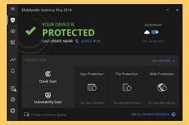 Bitdefender Antivirus Plus Crack